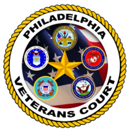 The Seal of the Philadelphia Veterans Court