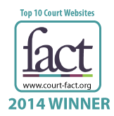 FACT Top Ten Court Website 2014 Winner