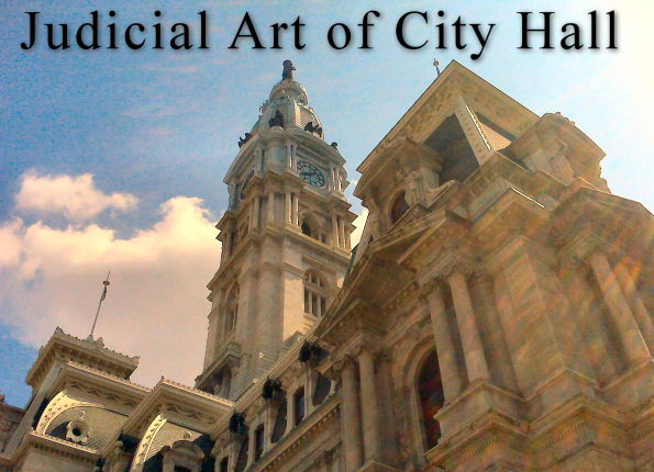 Judicial Art in City Hall