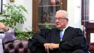 Interview with JUDGE EUGENE EDWARD MAIER